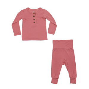 Softest 2 Piece Set - Coral