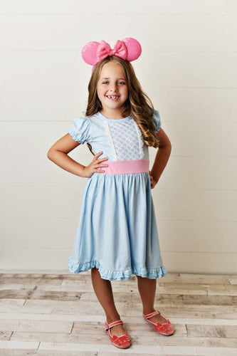 Little Bo Sheep Dress