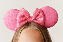 Load image into Gallery viewer, Pink Sequin Ears