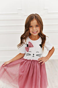 Tulle Dress - Kitty
