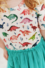 Load image into Gallery viewer, Tulle Dress - Dinosaur
