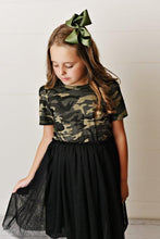 Load image into Gallery viewer, Tulle Dress - Camo