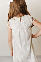 Load image into Gallery viewer, Lace Dress - White