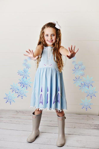 #2 Ice Queen Dress