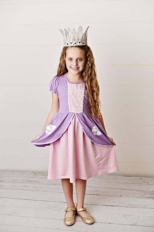 Amulet Princess Dress