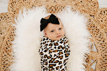 Load image into Gallery viewer, Snuggle Swaddle - Leopard