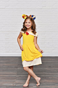 Name Means Beauty Princess Dress