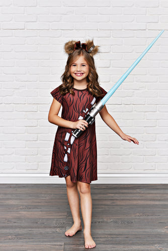 Wookiee Dress