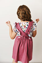 Load image into Gallery viewer, Softest Pinafore - Mauve