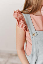 Load image into Gallery viewer, Chambray Corduroy Dress