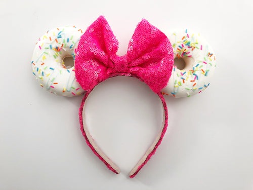 Final Sale - Donut Ears