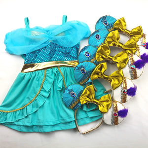 Arabian Nights Dress