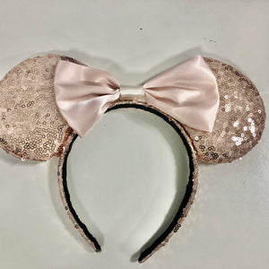 Final Sale - Rose Gold Ears