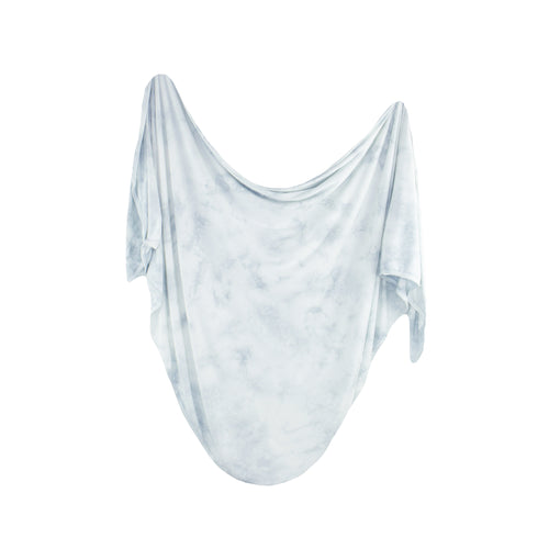 Snuggle Swaddle - Gray Marble