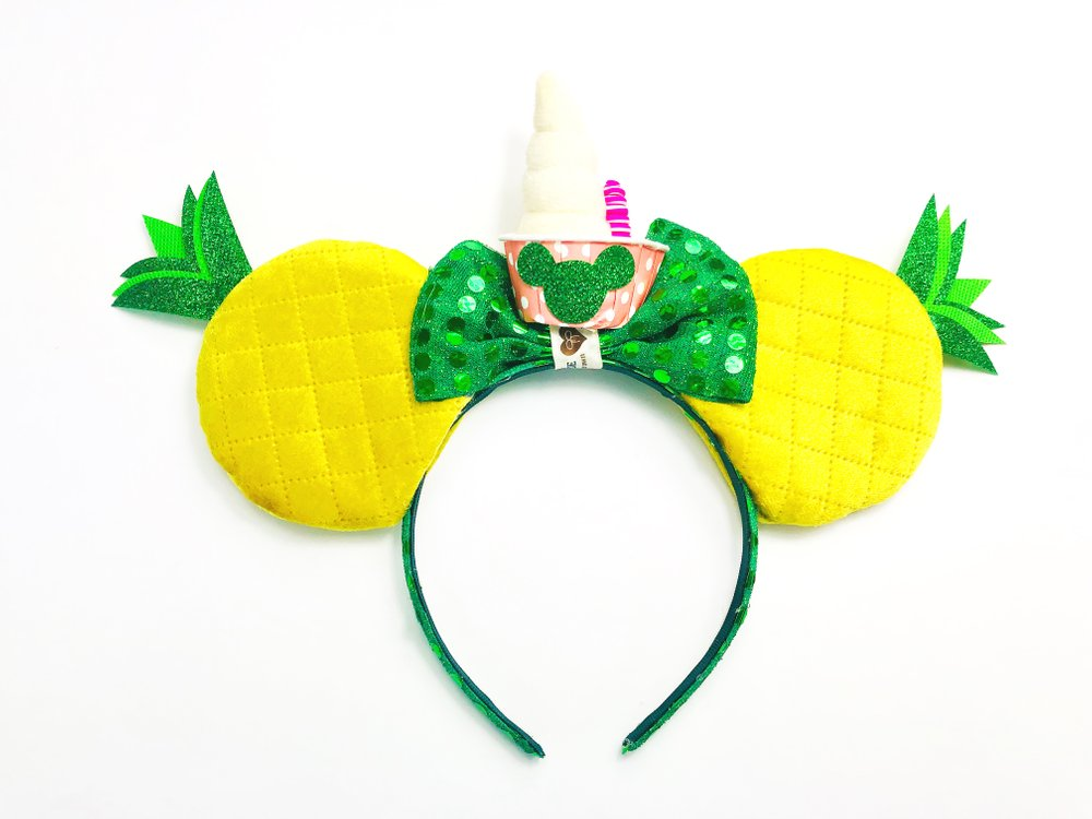 Pineapple Ears