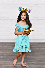 "Load image into Gallery viewer, 18"" Doll Dress - Arabian Nights"