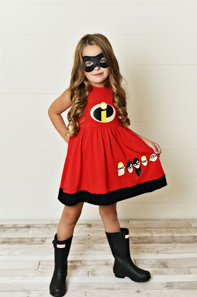Super Hero Dress