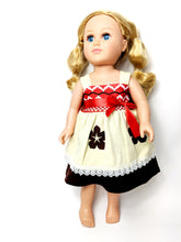"Load image into Gallery viewer, 18"" Doll - Way Finder Dress"