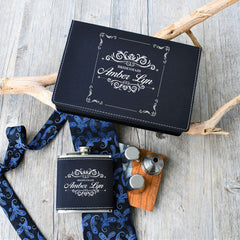 Flask Gift Box - Flask Gift Set For Her - All Products