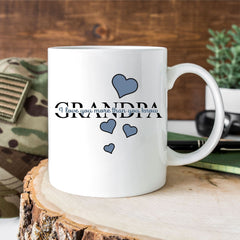 I Love You Grandpa Mug Sublimation Mug Grandpa Mug - All Products