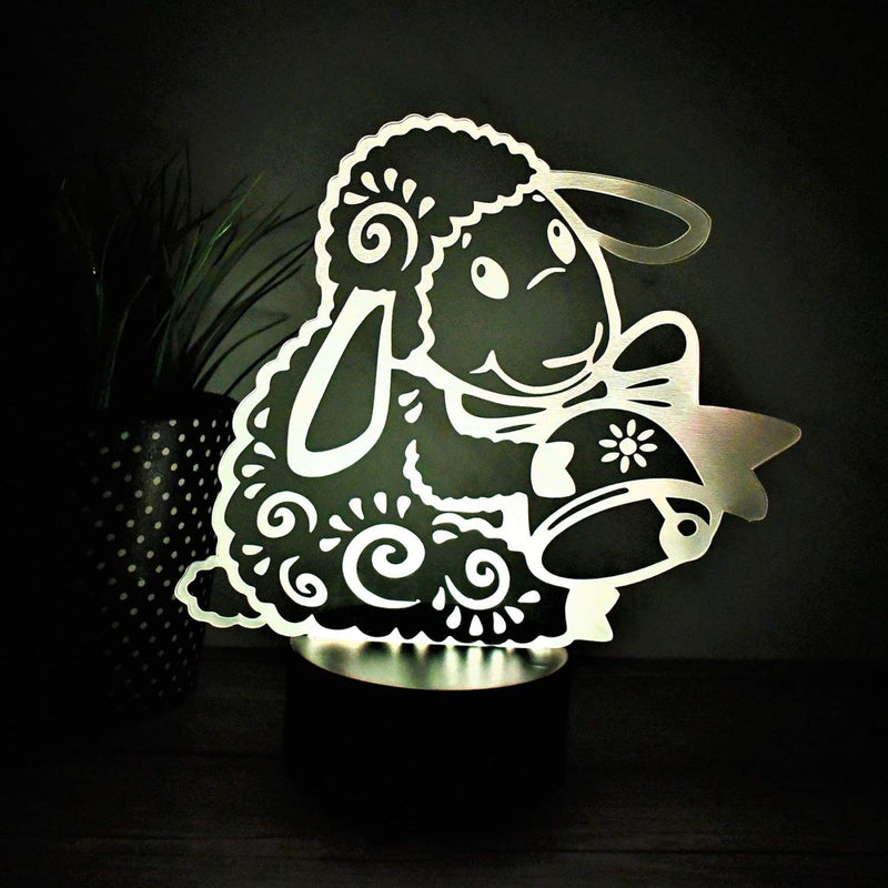 Night Light - LED Light - Lamb Light - Nursery Light - All Products