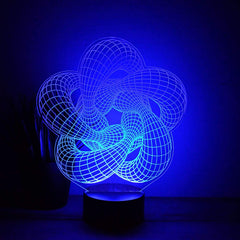 Night Light - LED Light - Optical Illusion Light - All Products