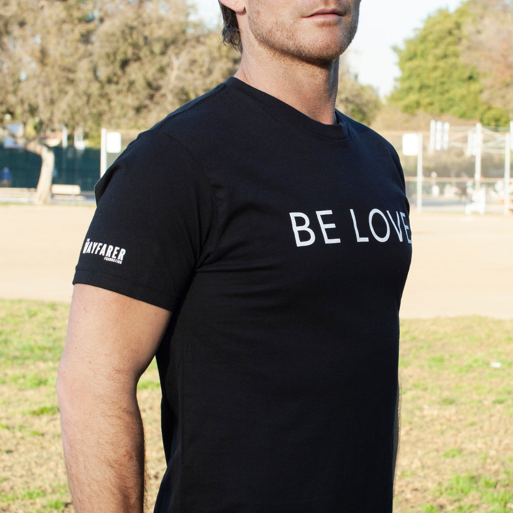 BE LOVE T-shirt