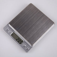 2000g X 0.1 Mini Digital Scale LCD Display Pocket Portable Stainless Steel Precision Jewelry Electronic Balance Weight Scales