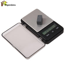 200g / 0.01g Digital Scale Diamond Jewelry Gold Herb Balance Weight Gram LCD Mini Pocket Scale Electronic Weighing Scale