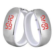 Women Ladies Sport LED Plating Waterproof Bracelet Digital Wrist Watch - Aevry's