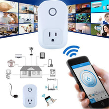 Wifi Cell Phone Timer Socket