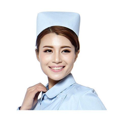 new fashion white nurse cap female medical doctor hat hospital professional detist caps uniform free shipping wholesale cap