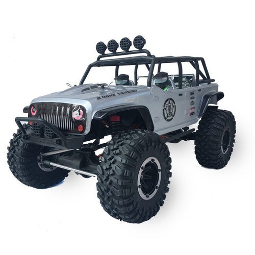 Large Scale Remo Hobby 1073-SJ 1/10 2.4G 4WD 25km/h Brushed Rc Car Off-road Rock Crawler Trail Rigs Truck RTR Toy