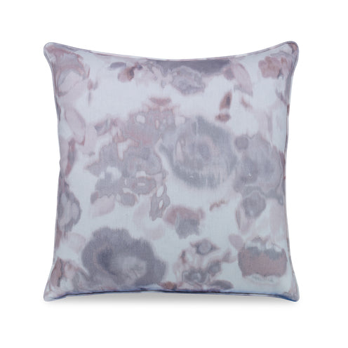 Blush Floral Haze Pillow