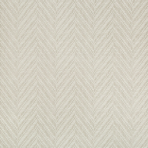 Chevron Grasscloth Wallpaper