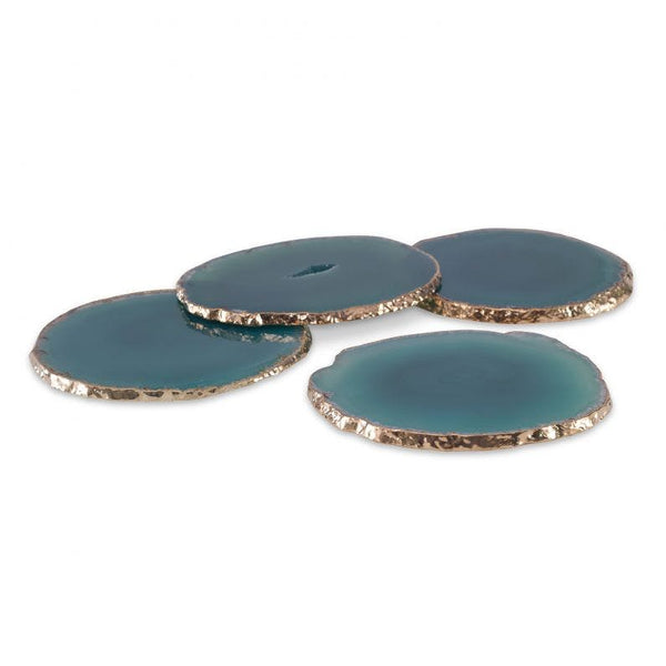 Andre Coasters Green Gold