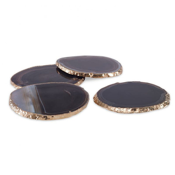 Andre Coasters Black Gold