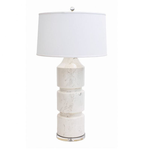 Milan Table Lamp Palladium