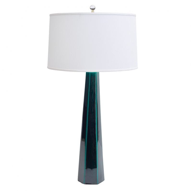 Luxor Table Lamp Emerald