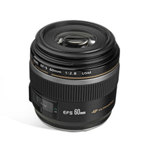 Load image into Gallery viewer, Canon 60mm f/2.8 EF-S Macro