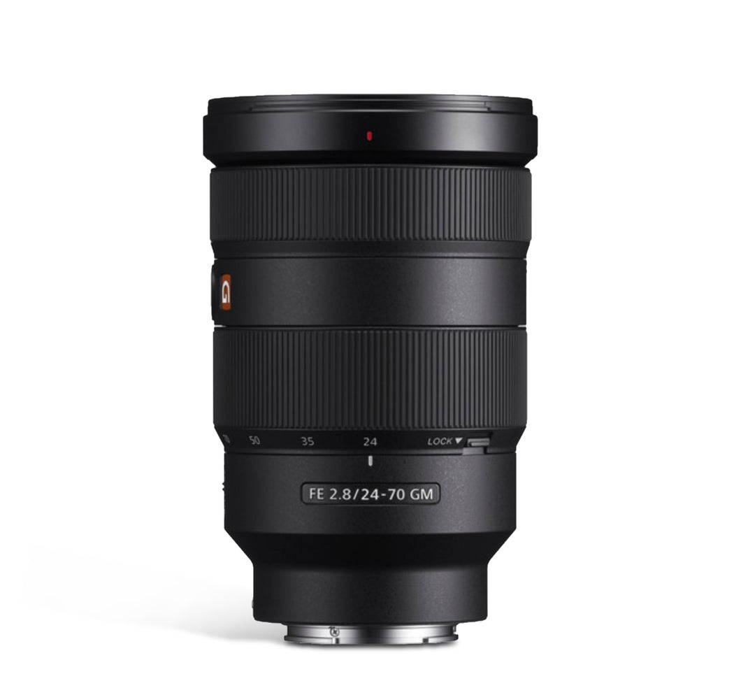 Sony 24-70mm f/2.8L GM