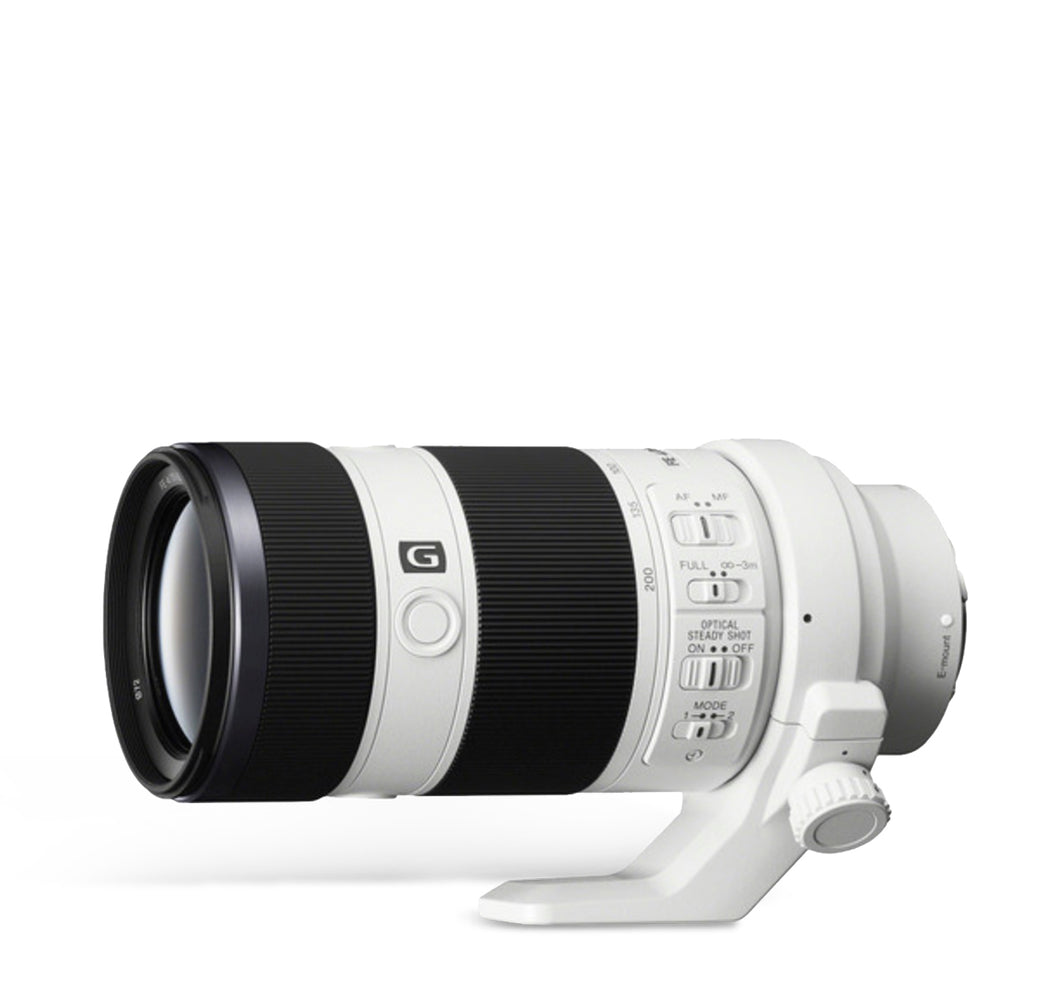 Sony 70-200mm f/4 G OSS