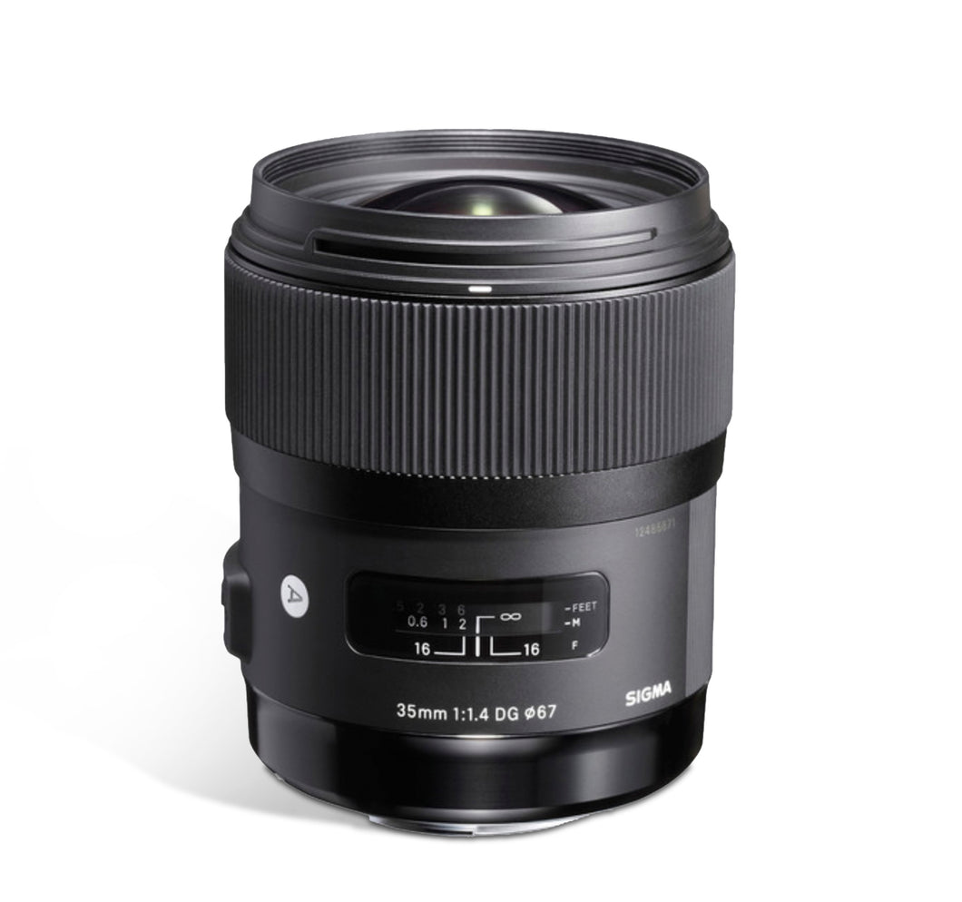 Sigma 35mm f/1.4 Art for Canon