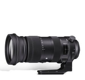 Sigma 60-600mm f/4.5-6.3 DG Sports for Canon