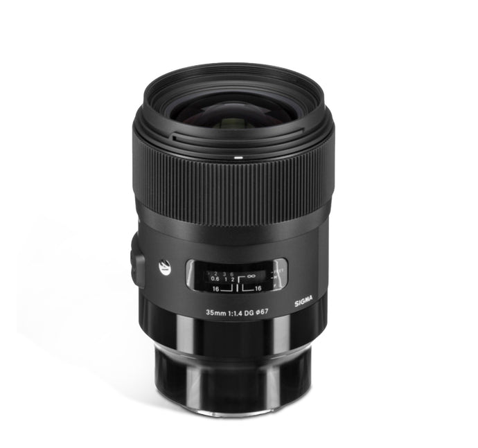Sigma 35mm f/1.4 Art for Sony