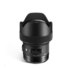 14mm f/1.8 DG HSM Art for Canon