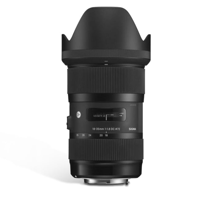 18-35mm f/1.8 DC HSM for Canon