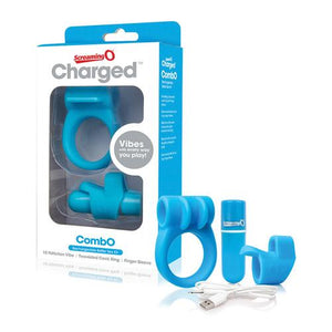 Screaming O Charged Combo Kit #1 - Blue