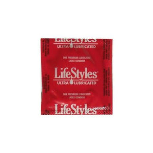 Lifestyles Ultra-Lubricated Condoms