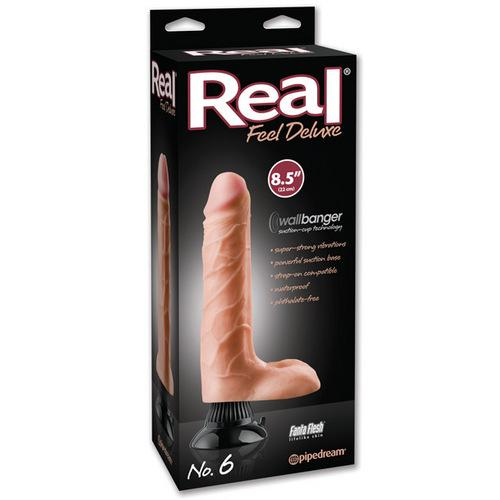 Real Feel Deluxe No. 6  8.5